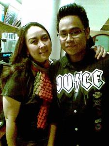With tante ira